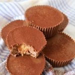 Keto Low Carb Peanut Butter Cup Fat Bombs