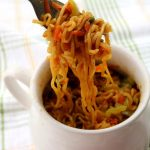 Microwave Chow Mein! Best Microwave Recipes In A Mug For One – Easy   Simple   Tasty Food